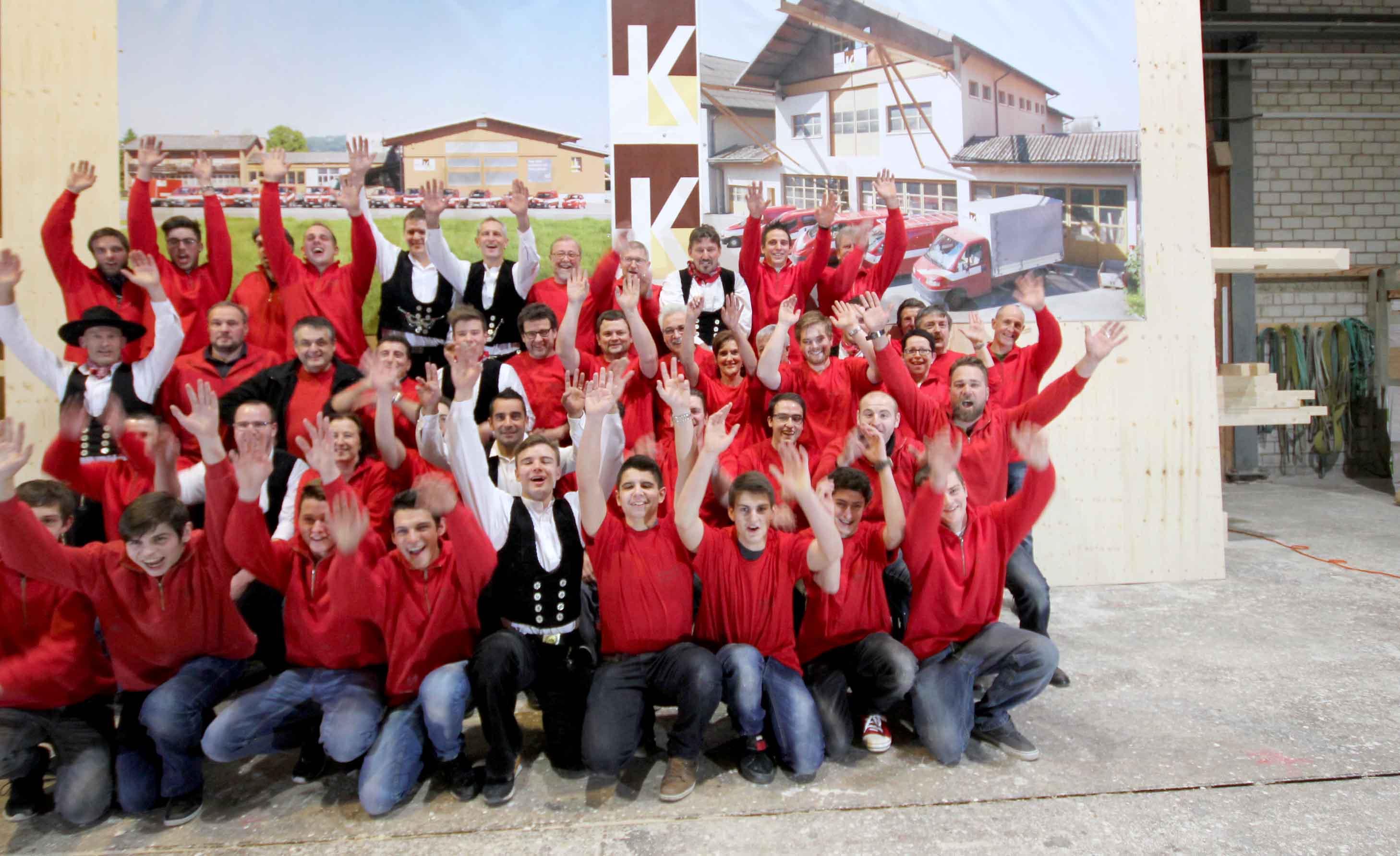 Team Kubler Holzbau