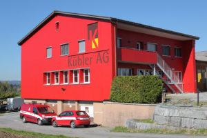 Geschichte Der Kubler Ag Kubler Holzbau